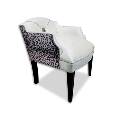 Flapper Vanity Chair