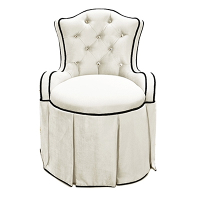 Haute House Home | Chairs | Samantha Vanity Chair