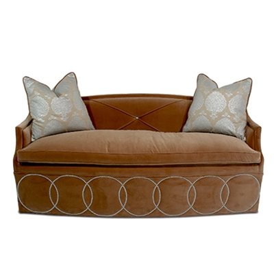 Willoughby Velvet Sofa