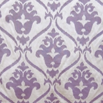 Haute House Home | Fabrics | Pattern | Lilac Damask Fabric