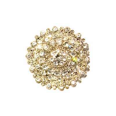 Haute House Home | Accessories | Bling | Brooches | Grand Silver Brooch