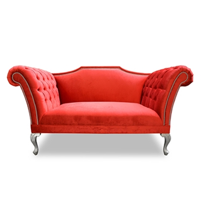 Tre Bien Tufted Loveseat