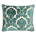 Clemente Damask Pattern Pillow