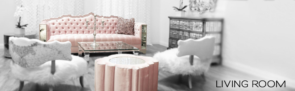 Haute House Home | Living Room | Hollywood Glam And Hollywood Regency Fine  Furnishings